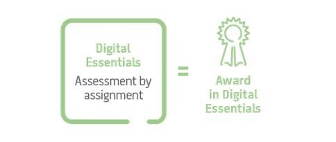 Digital Essentials awards CIM L3 Qualifications