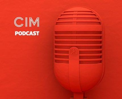 CIM Marketing Podcast - Episode 15: Inside the data revolution