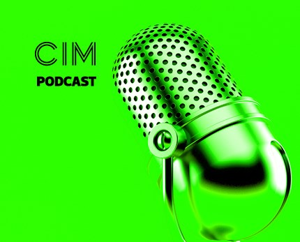 CIM Marketing Podcast - Episode 3: Fashion - the fast and the furious