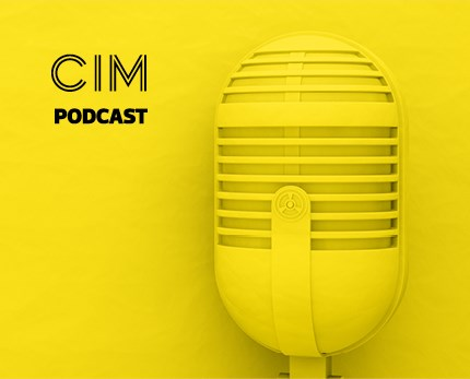 CIM Marketing Podcast - Episode 19: Brand, influencers and ethical consumption